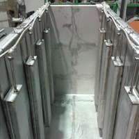 vasca impianto a ultrasuoni